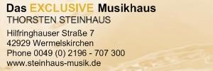 Steinhaus Musik